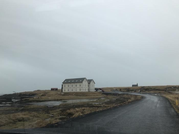Buðir Hotel, Iceland