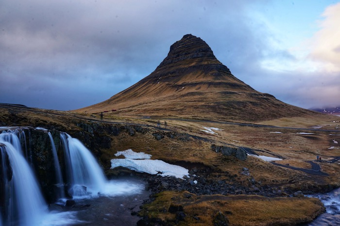 Kirkjufell, the most photographed mountain in Iceland