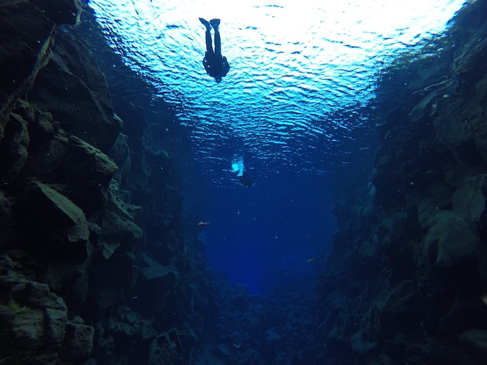 Add to Your Bucket List!  Diving or Snorkeling in Silfra Fissure in Iceland